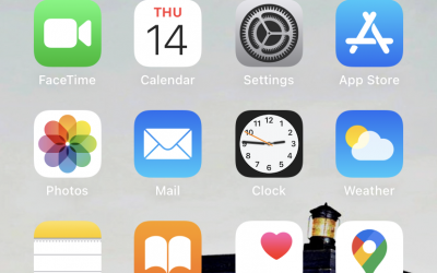 Setting up Mail IOS 14.X
